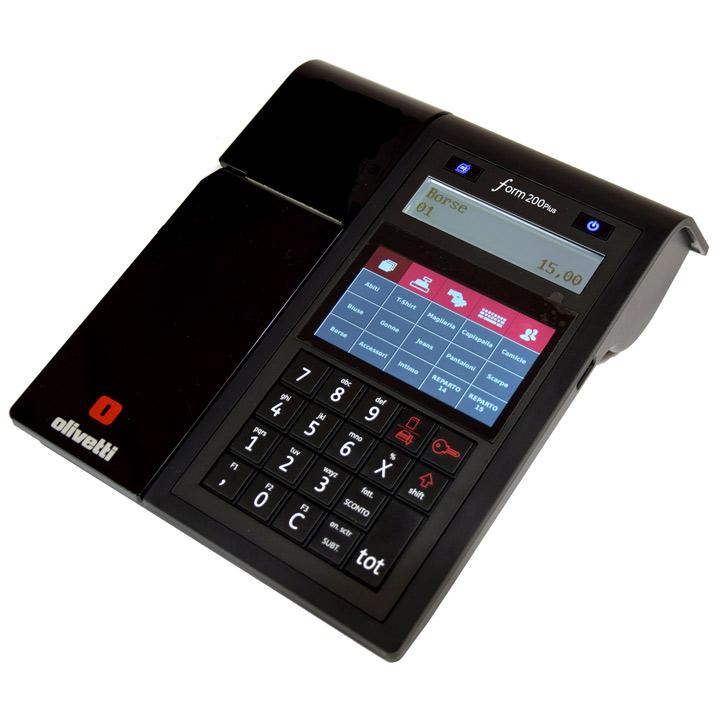 registratore telematico form 200plus